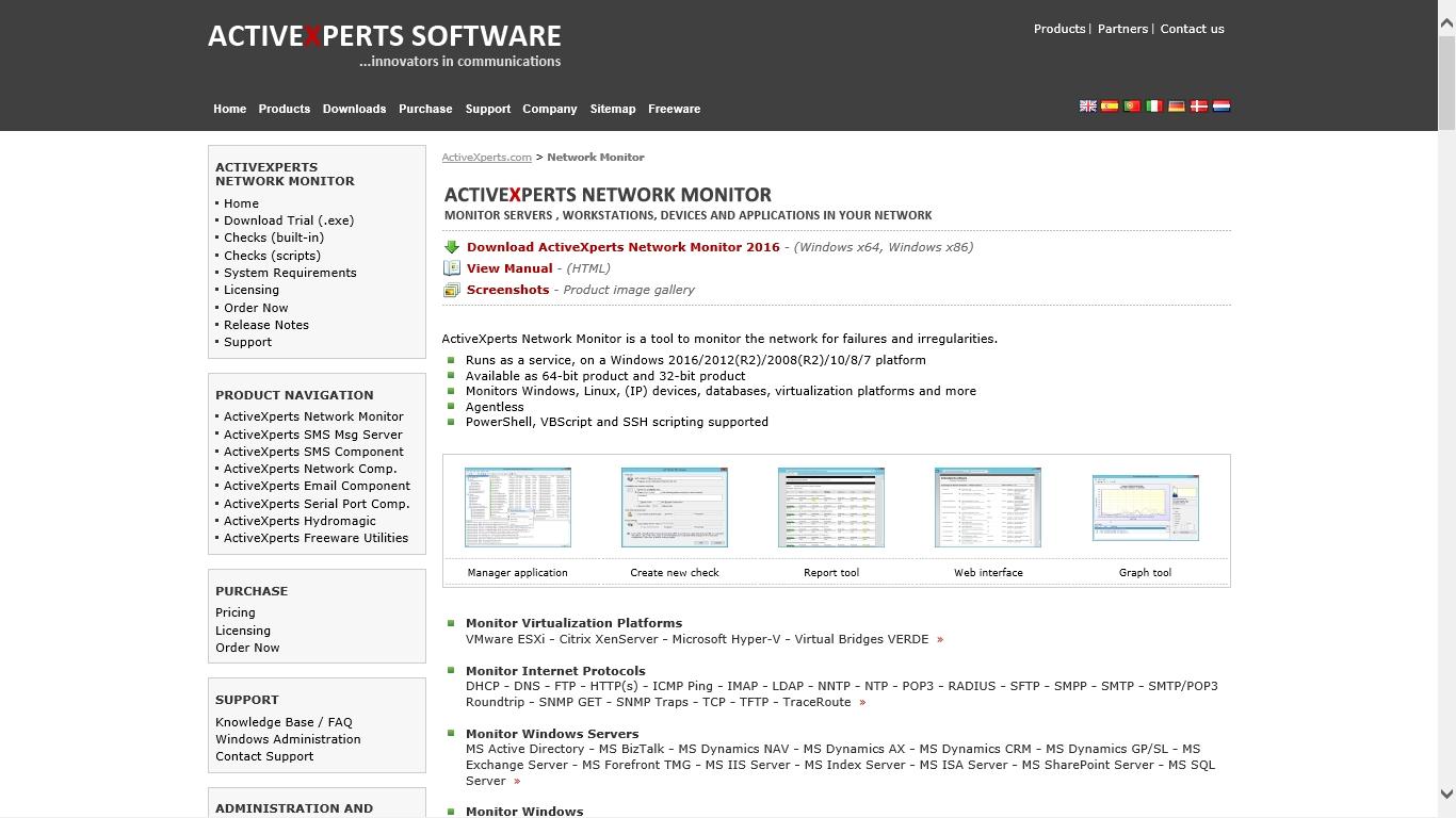 Project: ActiveXperts com | GXP MEDIA