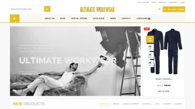 Image Ultimate Workwear